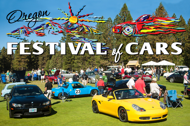 The Oregon Festival of Cars