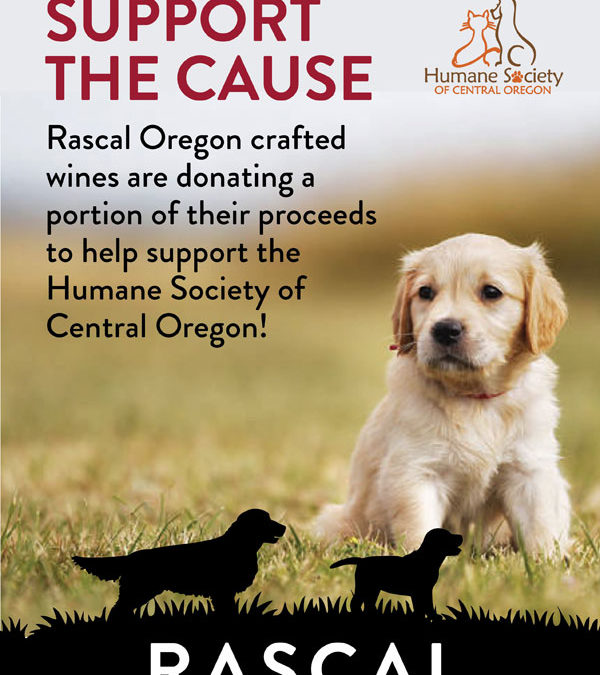 Support HSCO with Rascal Wine